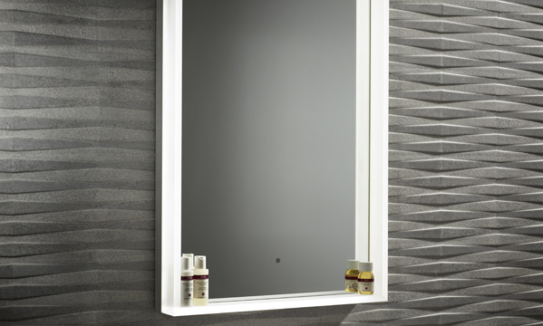Aura LED Mirror lifestyle