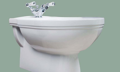 Empire Wall Hung Bidet
