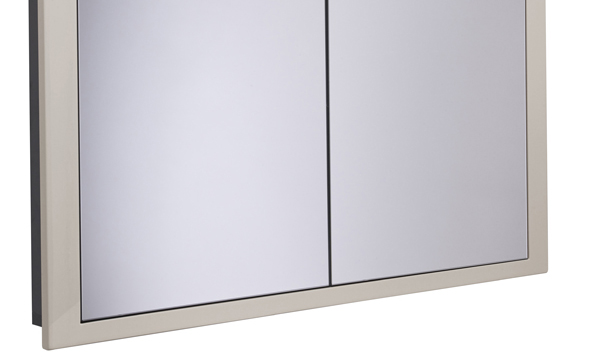 Scheme 1000mm Recessed Cabinet Gloss Calico SCHCAB1075.GCA