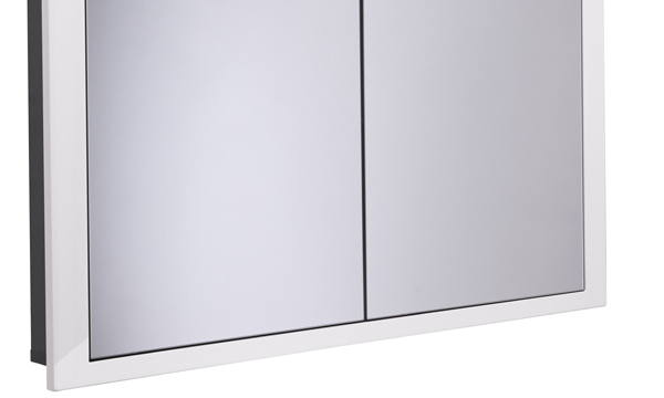Scheme 1000mm Recessed Cabinet White SCHCAB1075.GW