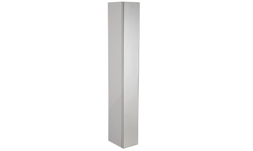 Scheme 1400mm Mirrored Column Gloss Mist SCHCD1400.GMS