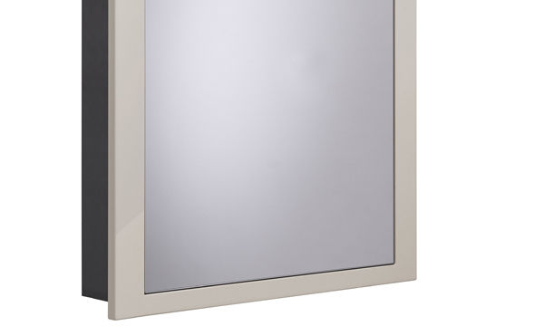 Scheme 600mm Recessed Cabinet Calico larger 120 recess SCHCAB6120.GCA