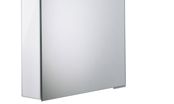 Scheme Virtue Cabinet gloss whitet VR50ALW