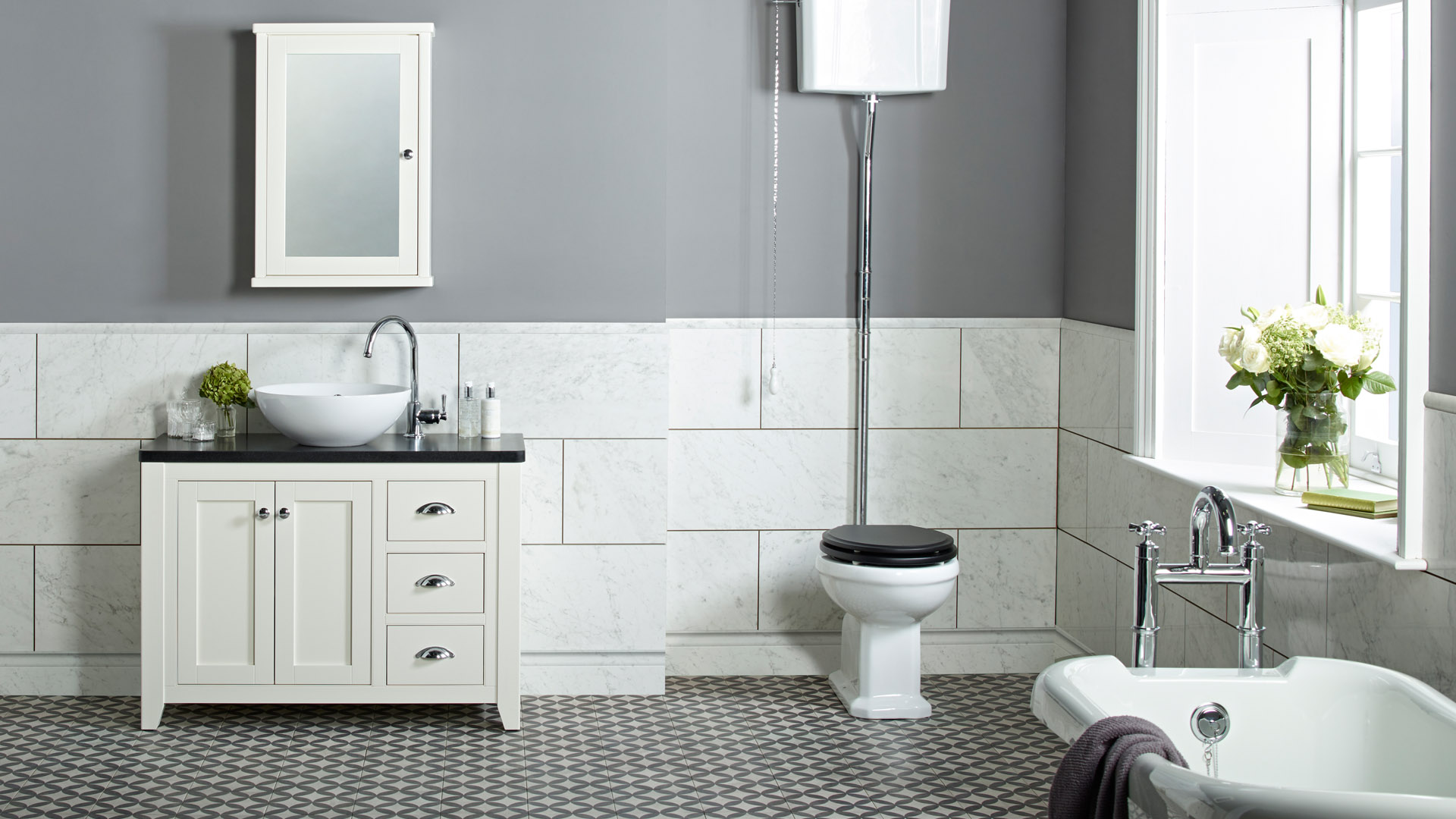 The bathroom studio bathroom design installation in for Bathroom design jobs newcastle